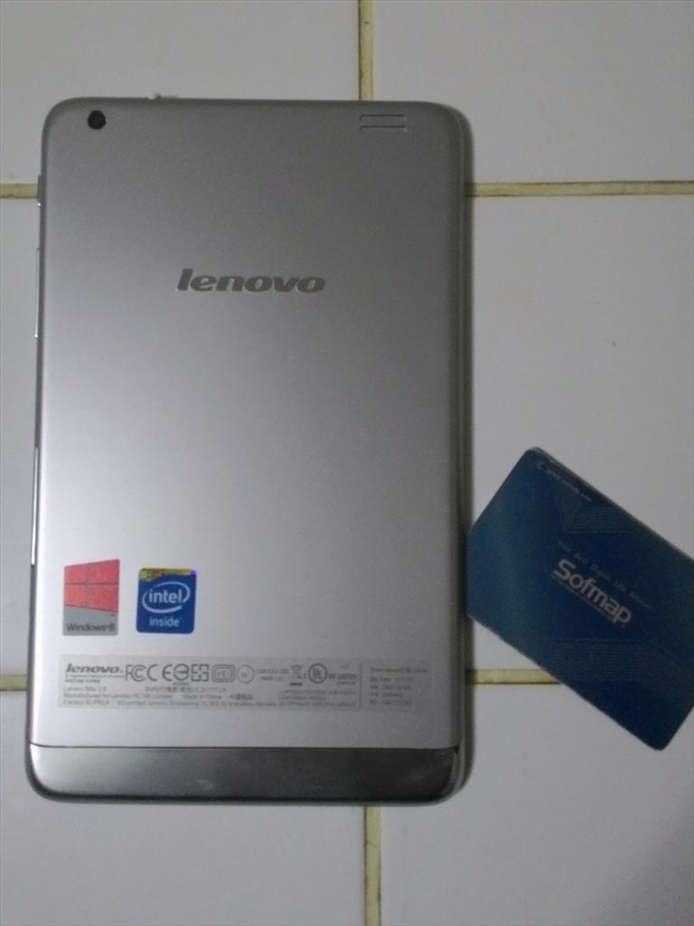 『殻割り』Lenovo Lenovo Miix 2 8 59399891  kero33keroさんのクチコミ掲示板画像1/3