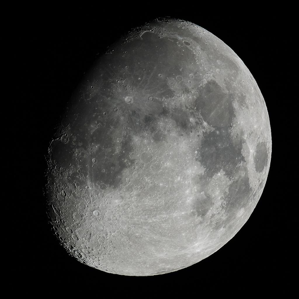 『先月末A70Lfで撮った月の写真』ビクセン ポルタII A80Mf  きたの@さんのクチコミ掲示板画像2/3