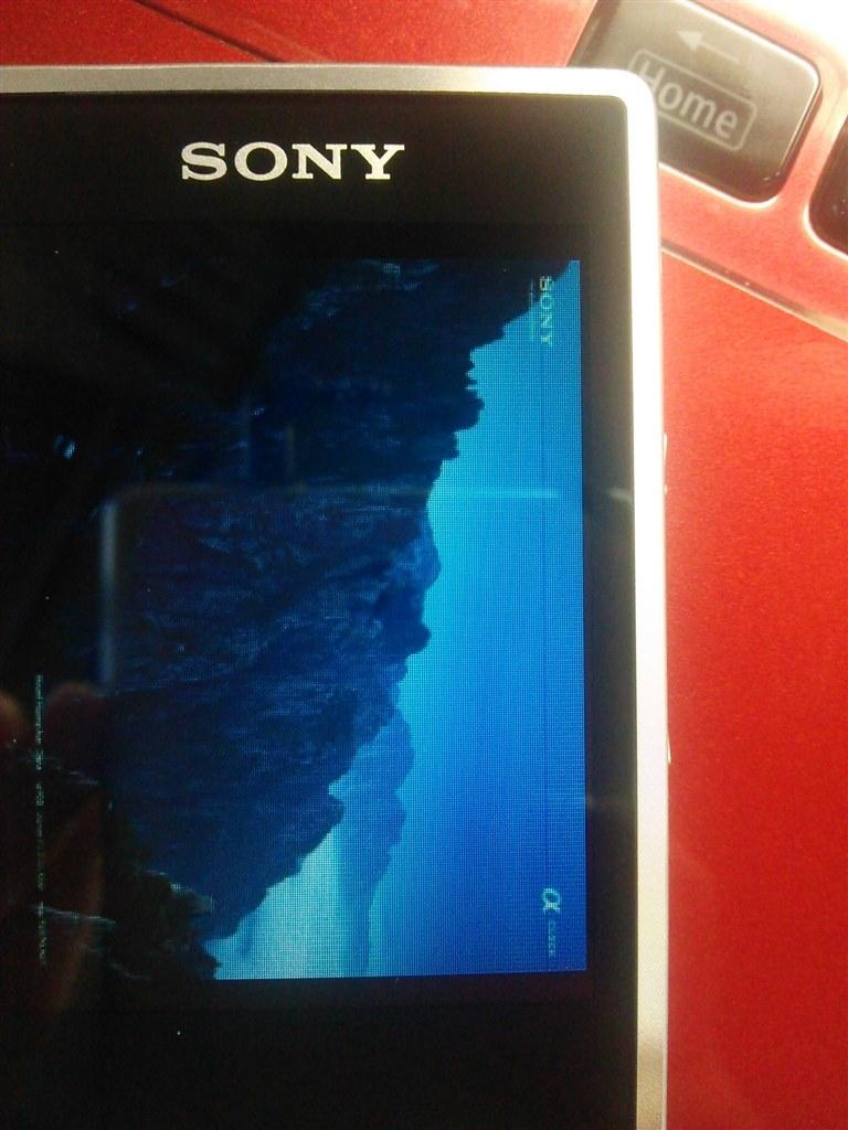 これは初期不良でしょうか Sony Nw A16 32gb のクチコミ掲示板 価格 Com