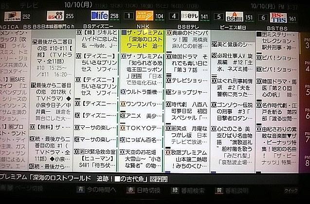 """Bs 番組 Nhk 表 プレミアム 織田裕二が """"科学"""""""