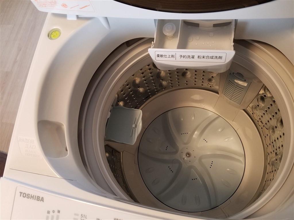 剤 柔軟 洗剤 機 洗濯 投入 口
